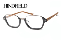 Cute Style Imitation Wood Optical Frames Glasses Frames Counter Design Metal Wood Myopia Glasses Frame Men