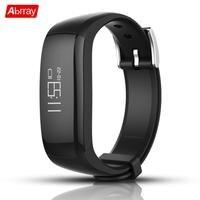 Abrray Female Fitness Smart Watch For Sport Health Monitor Sport Tracking Wristwatch Massage Reminder Black/White/Blue/Purple
