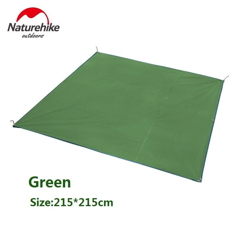 Naturehike 2-4 osoba pokrivalo tkanine Tenda mat šator otvoreni - Kampiranje i planinarenje - Foto 6