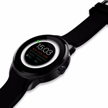 Diggro DI01 Android 5.1 IP67 MTK6580 Heart Rate Monitor 1GB/16GB SIM 3G WIFI Camera Call Pedometer Weather Health Smart Watch