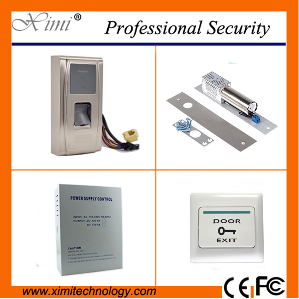 Hot sale ZK waterproof TCP/IP biometric fingerprint time attendance and snart access control system купить