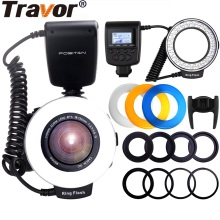 Macro LED Ring Flash RF-500E For any model of SONY brand DSLR