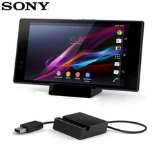 Original Sony Stand Charger Desktop Charging Dock DK31 For SONY L39h Xperia Z1 Honami SO-01F C6902 i1 C6903 C6906