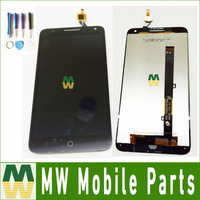 1pc Lot High Quality For Alcatel One Touch Pop 3 OT5025 5025D 5025 LCD Screen And