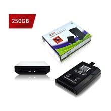 500 gb 320 gb 250 gb 120 gb 60 gb 20 gb hdd disco rígido para xbox 360 jogos magros acessório console disco rígido para microsoft xbox360