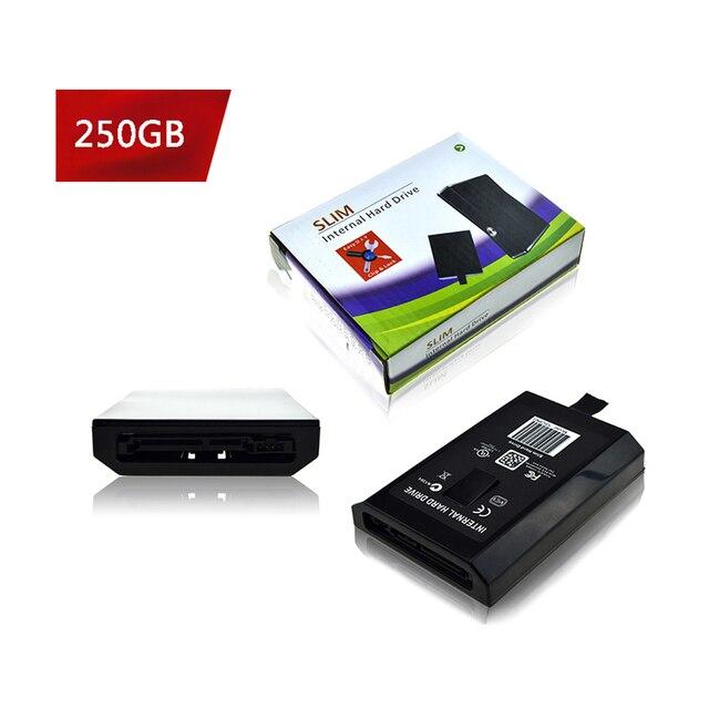 Disco Duro HDD de 500GB, 320GB, 250GB, 120GB, 60GB, 20GB para Xbox 360, accesorios para juegos, consola, disco duro para Microsoft XBOX360