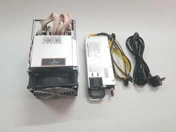 Verwendet ZEN ZEC BTG Miner Antminer Z9 Mini 10k Sol/s 300W Equihash Mit 750W NETZTEIL wirtschafts Als Innosilicon A9 S9 S11