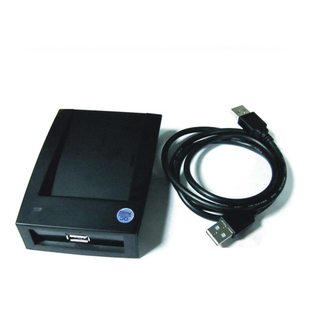 送料無料 125 134.2 Khz EM4305 ISO11785/84 Id アクセスカード読み取りライタ id カードコピー機 + 5 ピースカード  グループ上の セキュリティ & プロテクション からの コントロールカードリーダー の中 3