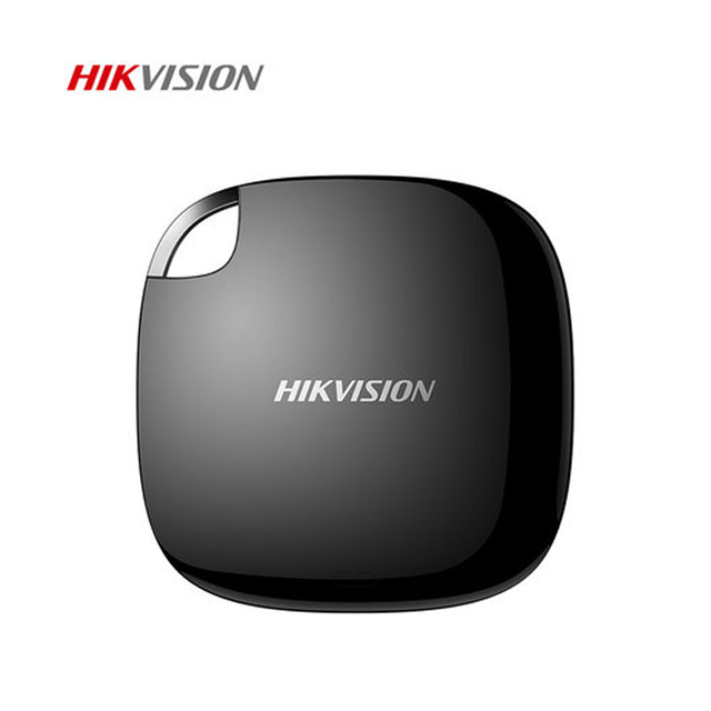 HIKVISION Taşınabilir SSD, USB 3.0 3.1 120 GB 240 GB 480 GB 960 GB Harici Katı Hal Sürücü Tipi C telefon Laptop için Masaüstü