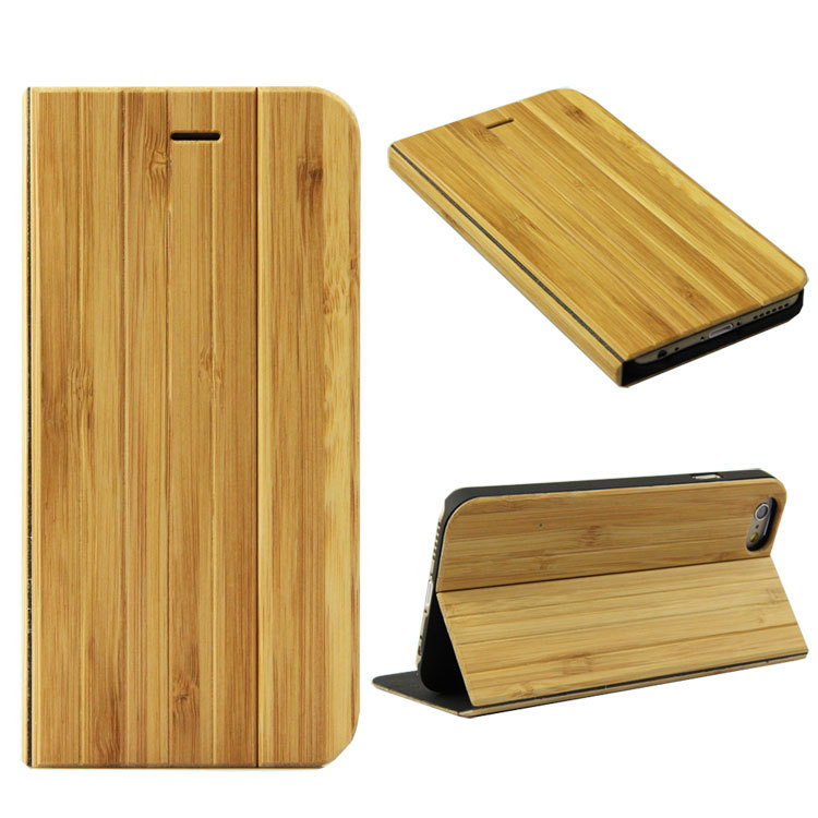 watch 45c17 6be62 US $11.9 |Original pure bamboo cover for iphone 6/wood wallet case for  iphone 6/flip wooden phone accessories for iPhone 6 on Aliexpress.com |  Alibaba ...