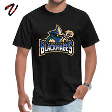 Fantasy League Black Mages Tops TShirt System Of A Down T-shirt for Men Swag Shirts Crewneck T Summer Tees 2019 Fashion