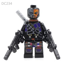 1PCS model building blocks action superheroes Death knell kids kits classic ideas DC diy toys for children gift(China)