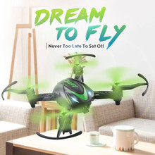 Helicopter RC Quadcopter aircraft  Mini JJRC H48 Mini Drone 6 Axis 2.4G RC Micro Quadcopters Remote ControlRC Quadcopter 18mar28