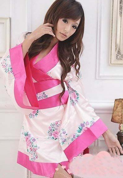 US $7 84 |Sexy Kimono 100% polyester for wholesale or retail by Alipay or  Paypal 8105-in Asia & Pacific Islands Clothing from Novelty & Special Use  on