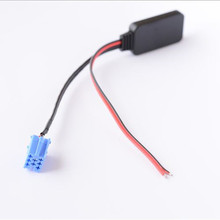 Car Bluetooth Module Aux Bluetooth Adapter Audio Receiver Car Kit 8Pin for Volkswagen Gamma 5