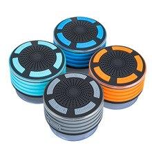 New Portable Wireless Bluetooth Waterproof font b Speaker b font with FM Radio Super Bass HD