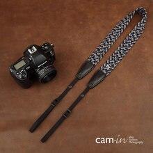 Наплечный ремень для камеры ручной вязки с мягким хлопковым