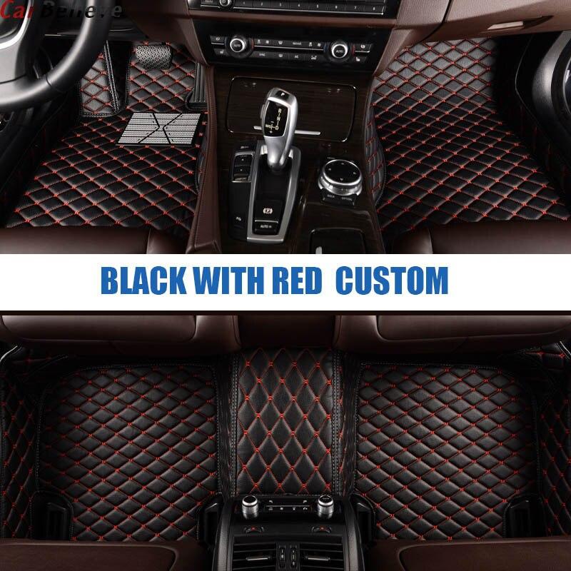 Tapis de sol de voiture pour Mini countryman r60 cooper R50 R52 R53 R56 R57 R58 F55 F56 F57 tapis de voiture accessoires