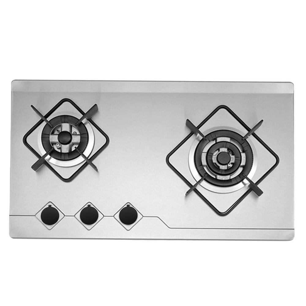 four et plaque de cuisson Bouton de commande Argent /& dix Adaptateurs Deux universels pour cuisinière