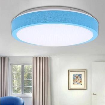 Luces LED circulares de acrílico para techo de sala de estar o dormitorio LO813
