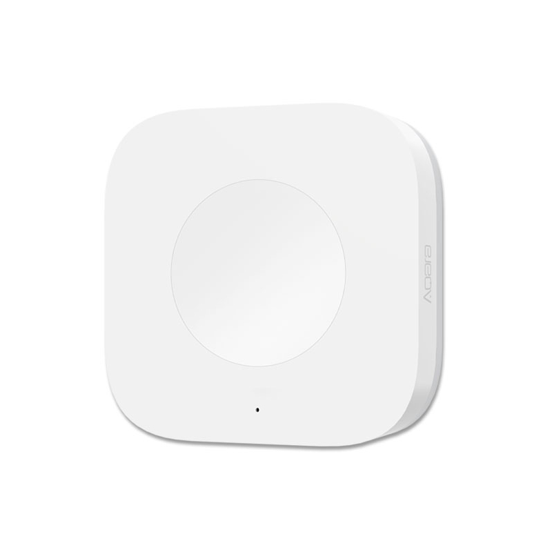 Image 3 - Xiaomi Mijia AQara Smart Multi Functional Intelligent Wireless Switch Key Built In Gyro Function Work With Android IOS APP-in Smart Remote Control from Consumer Electronics