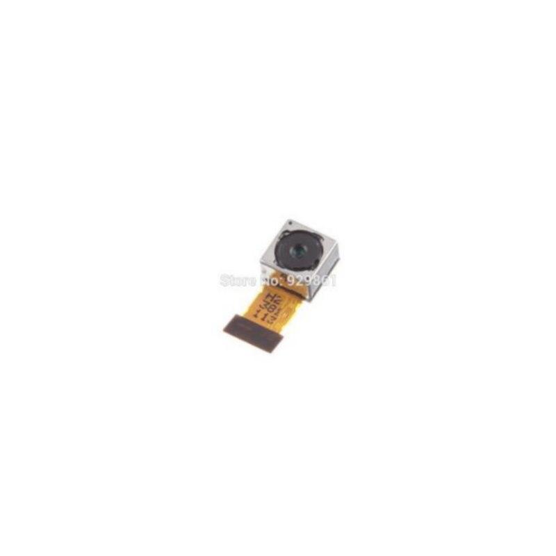 imágenes para Z2 cámara trasera trasera con flex cable original de alta calidad para sony z2 l50w l50t d6503 teléfono inteligente de seguimiento libre + freeshipping