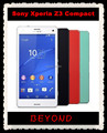 "Sony Xperia Z3 Compact Original Unlocked GSM 4G LTE Android Quad Core D5803 Mobile Phone RAM 2GB ROM 16GB 4.6"" 20.7MP WIFI GPS"