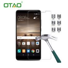 Для Huawei Mate 9 Pro Закаленное Стекло Защитная Пленка Мобильные Телефоны, Аксессуары 9 H Твердость (не полное покрытие)