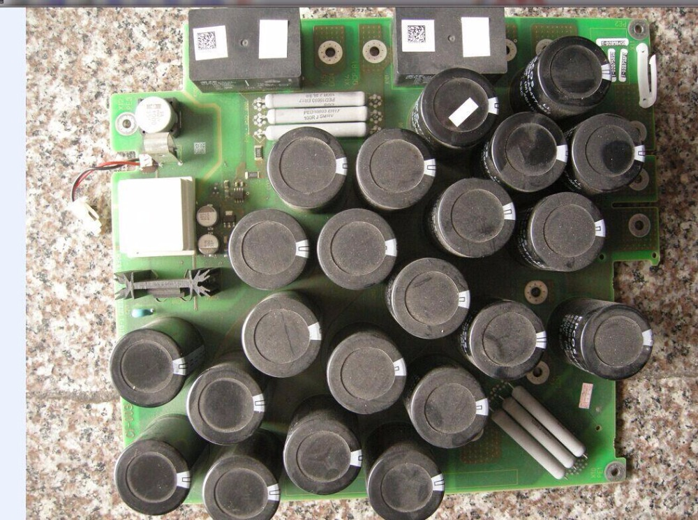CU240 or 30kw G120 inverter power board capacitance board A5E01162131-003 30 kw inverter power driven plate placed board ypct31521 1a and etc617143