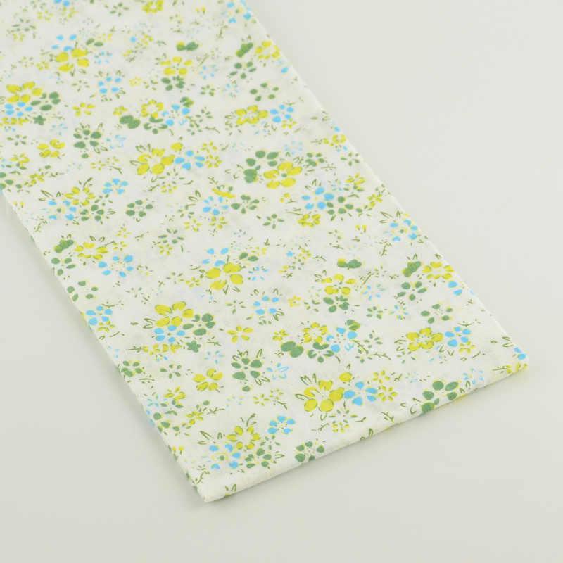 1 шт. Печатный белый цветочный дизайн плед Хлопковое одеяло для куклы