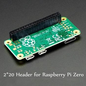 UGEEK 2x20 Female Header for Raspberry Pi 3 model B|GPIO Header for Raspberry Pi 3A+/3B+/3B/Pi 2/Zero/zero w-2x20 Female Header фото