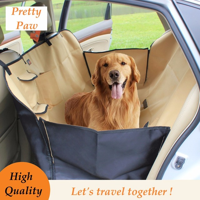 Zipper Hammock Big Size Pet Dog Carrier Bag Car Seat Stroller