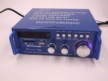 Pas cher gros mini carte amplificateur audio de la maison USB HiFi FM radio avec Bluetooth DC 12 V 220 V double pour la russie