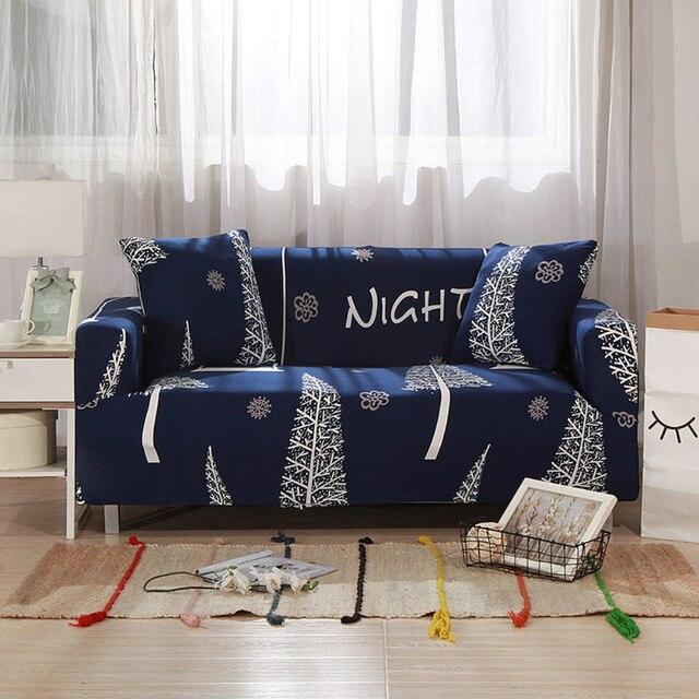 Elastic L Shaped Sofa Cover Slipcovers Furniture Sofa Seat Cover