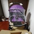 A prueba de agua Cubierta de Polvo Lluvia Parabrisas Universal PU Protector Contra la Lluvia para Cochecitos Cochecitos sillas de paseo Del Carro de Bebé