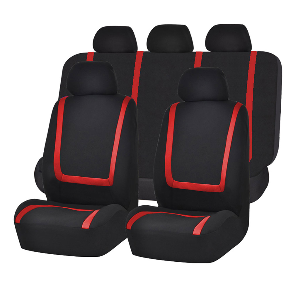 Image 4 - 1 Set 2/4/9pcs Car Seat Covers Universal High Quality Dustproof Anti dirty Automobiles Seats Covers Fit For Most Car SUV Or Van-in Automobiles Seat Covers from Automobiles & Motorcycles