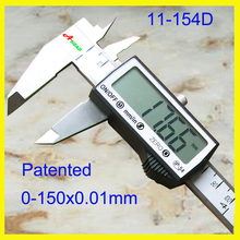 On sale IP54 Waterproof Digital Caliper 11-154D