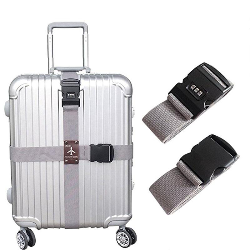 Luggage-Accessories Lock Baggage-Bag Travel Outdoor Adjustable