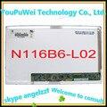 """11.6 """"Ноутбук ЖК-Экран LED LP116WH1 (TL) (A1) N116B6-L02 LTN116AT01 B116XW02 LP116WH1 TLN1 Для Acer Aspire 1410 1551 1810 T 1810TZ"""