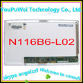 "11.6"" Laptop LCD Screen LED LP116WH1(TL)(A1) N116B6-L02 LTN116AT01 B116XW02 LP116WH1 TLN1 For Acer Aspire 1410 1551 1810T 1810TZ"