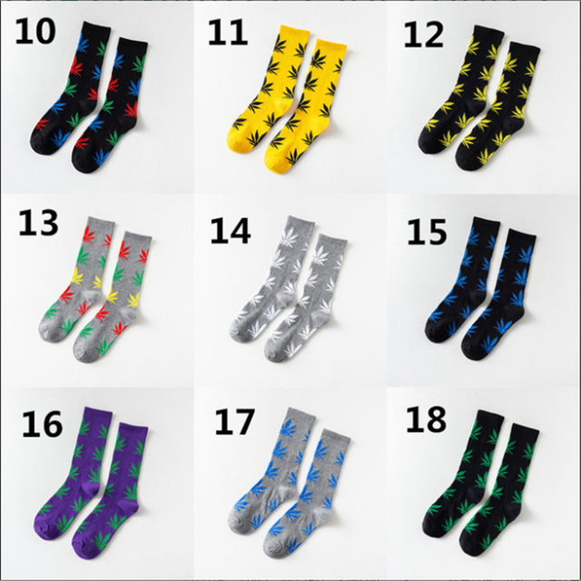 Hemp Funny Socks For Men