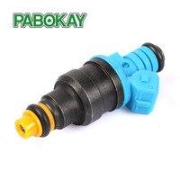 1 Piece X High Performance Low Impedance 1600cc 160LB LBS HR Ev1 Top Fuel Injectors 0280150563