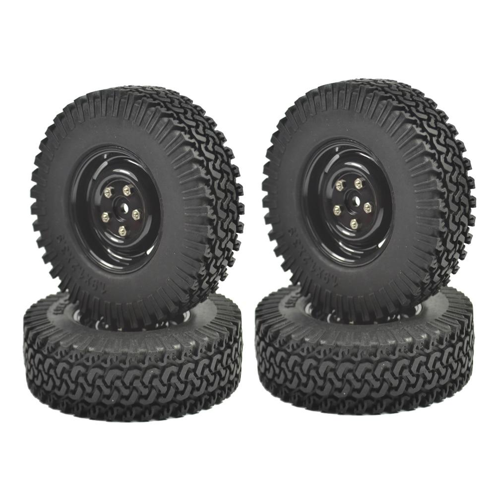 4PCS 1/10 Crawler Tire Set 1.9