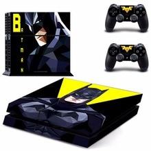 Batman Vinyl  Decal PS4 Skin Sticker