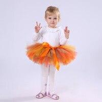 Summer Girls Skirts Cute Baby Kids Tutu Skirt Christmas Halloween Bowknot Princess Tutus Children Party Dance
