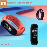 Xiaomi Mi Band 4 Bracelet Smart Band 0.95 Inch Fitness Traker Heart Rate Monitor 5 ATM Life Water OLED Screen Bluetooth 5.0