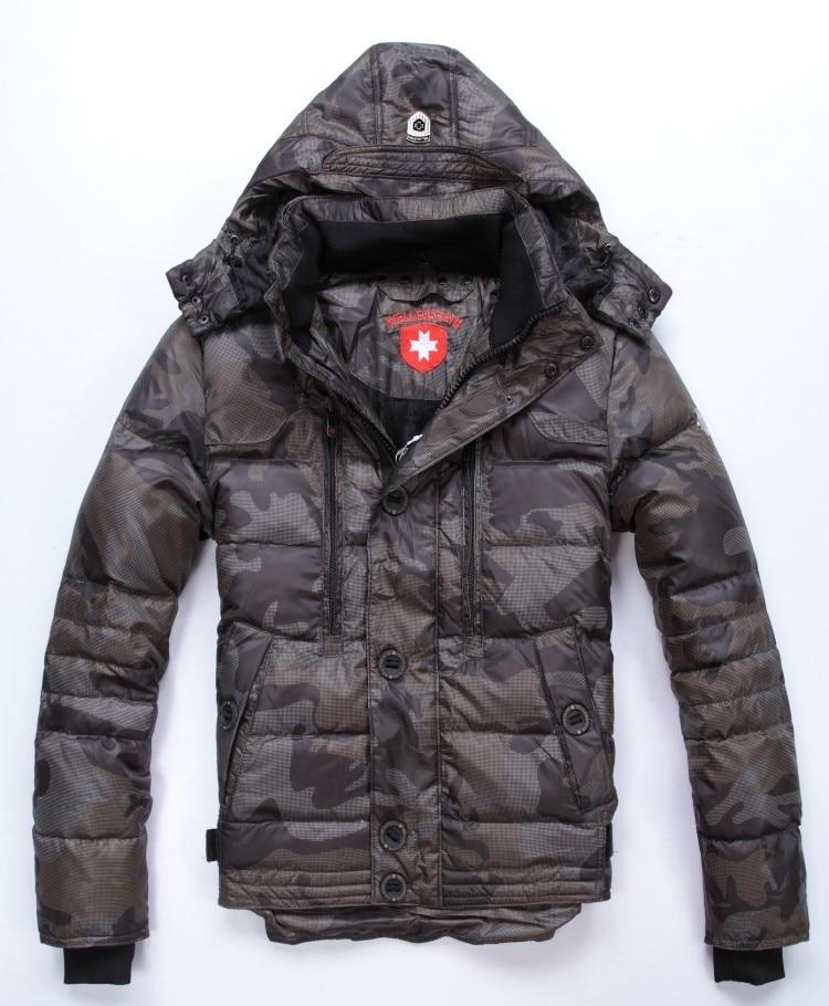 buy popular size 40 well known New Wellensteyn 2016 Male Winter Fashion Men's Casual ...