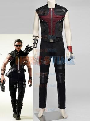 The Avengers 2 Anni di SCUDO Ultron Hawkeye Cosplay