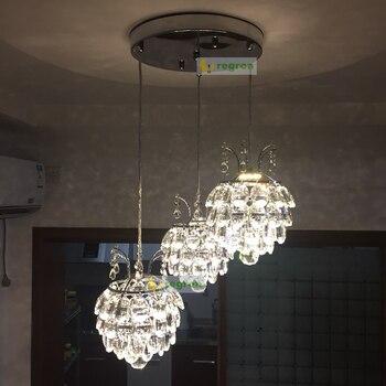 Moderne esszimmer kronleuchter Bar kronleuchter kristall ...