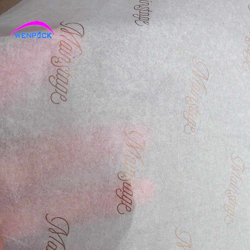 50x38cm Luxury Custom Print Logo Packaging  Gift Tissue Paper